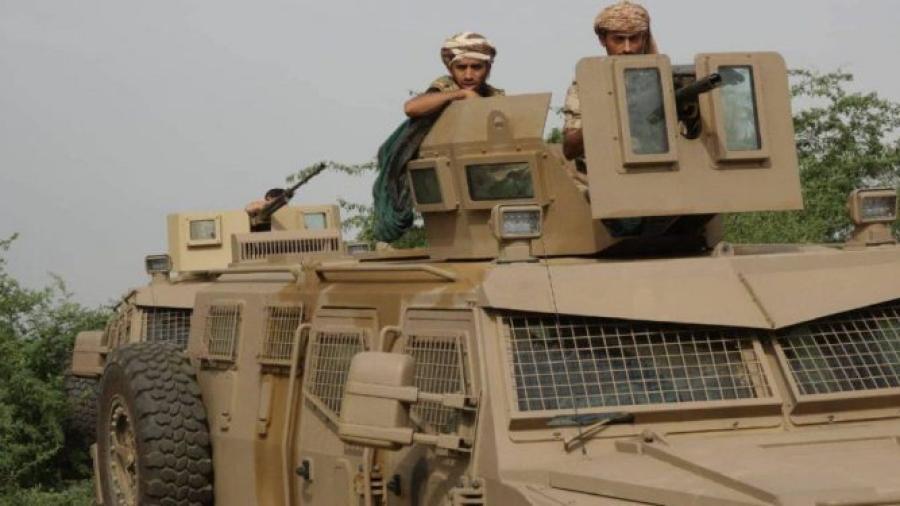 """دمر عربة """"بي أم بي"""".. الجيش الوطني يحبط محاولة تسلل للميلشيا شرقي الحديدة"""