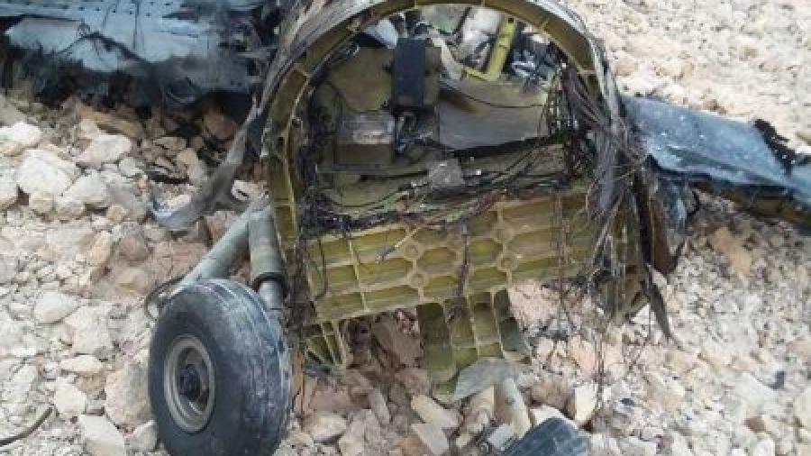 مصدر عسكري يكشف هوية الطائرة المسيرة التي تم إسقاطها في سيئون والجهة التي أطلقتها