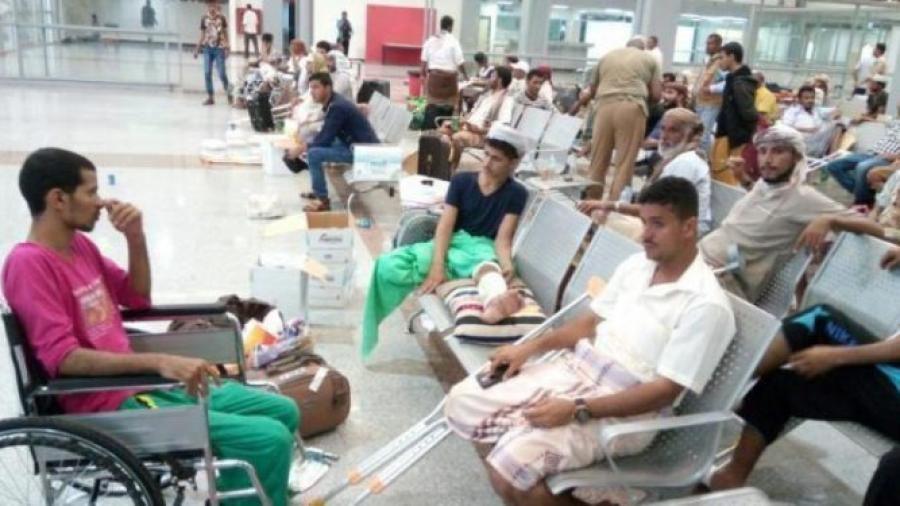 خذلان إماراتي لا ينتهي لجرحى اليمن في الهند