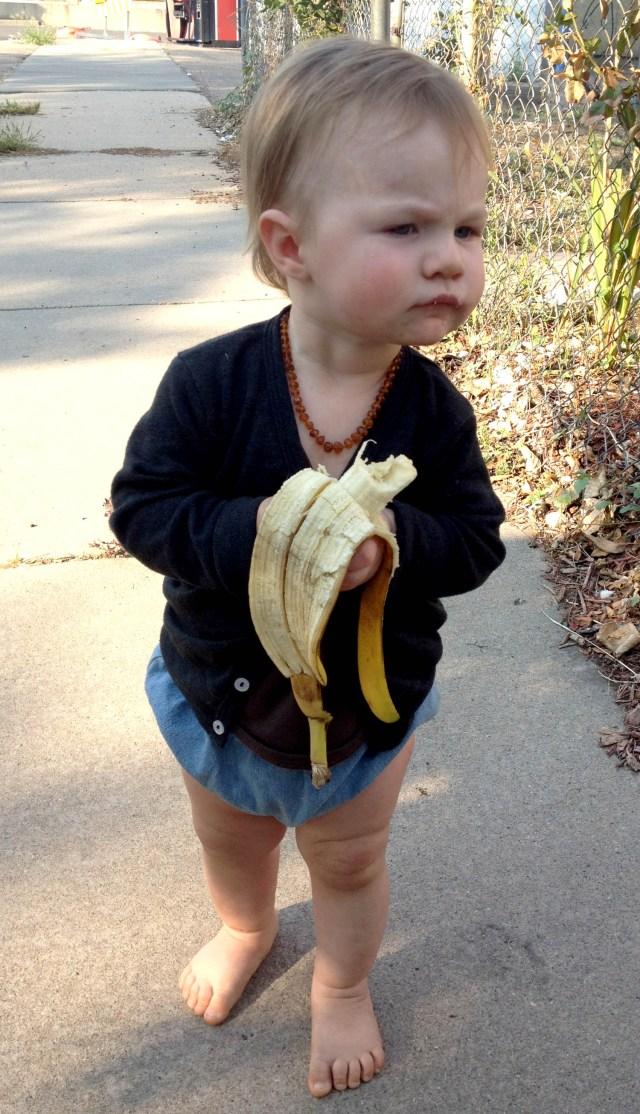 A Denver Home Companion | #tbt banana