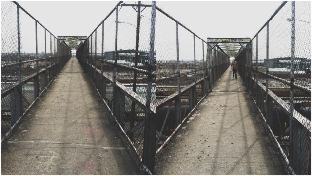 A Denver Home Companion | bridge at 43rd and inca