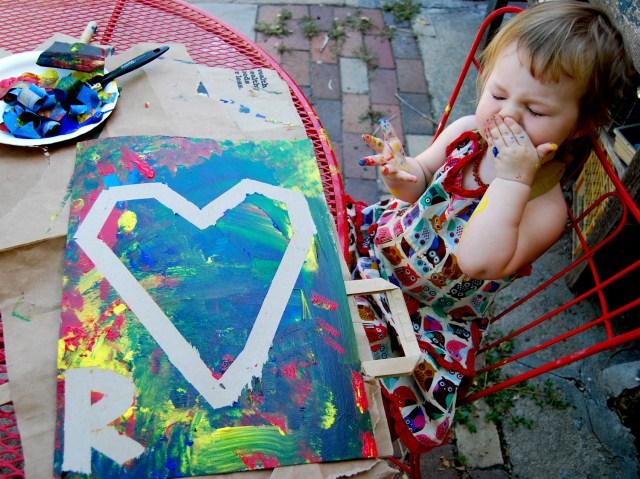 A Denver Home Companion | making art prints