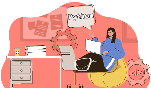 python-card