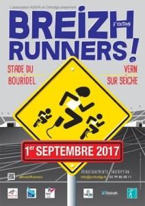 Breizh Runners @ VERN SUR SEICHE | Vern-sur-Seiche | Bretagne | France