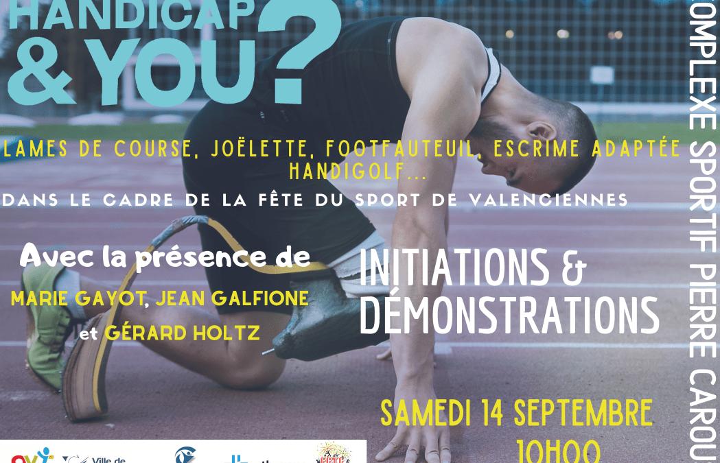 Hauts-de-France – Handicap & You?