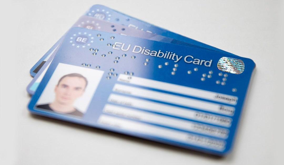 Carte Européenne du Handicap