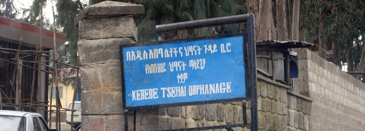 Kebebe Tsehai Orphanage