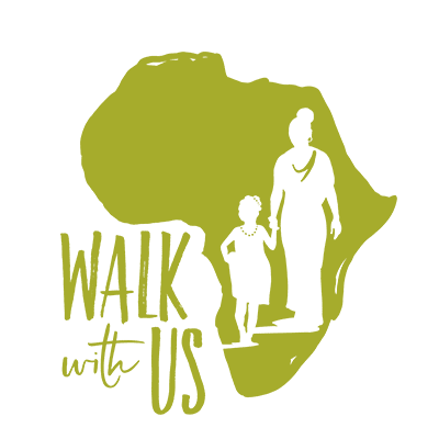 Walk with us Logo
