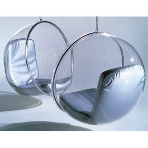 Bubble Chair  Kugelsessel Adelta Eero Aarnio Hangesessel