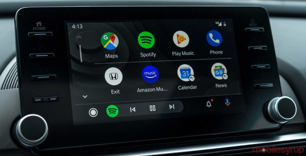 Android Auto hits 500 million installs on the Google Play Store