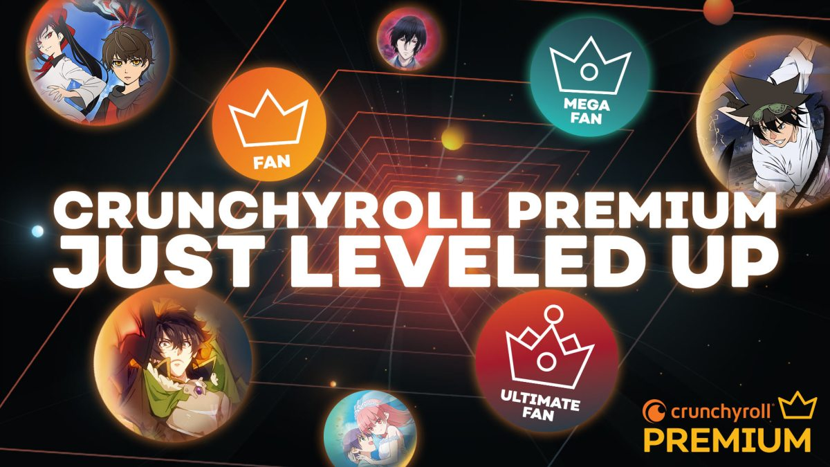 Crunchyroll adds offline viewing with new membership tiers