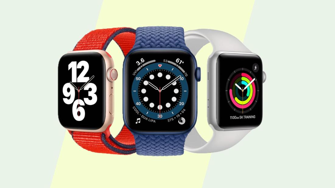 The Apple Watch Series 6 is official