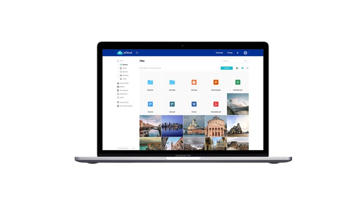 Save space on your Mac with 65% off lifetime cloud storage from pCloud