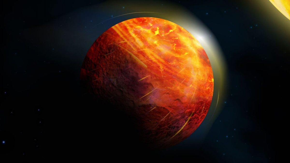 Hellish lava planet light-years from Earth discovered light-years away
