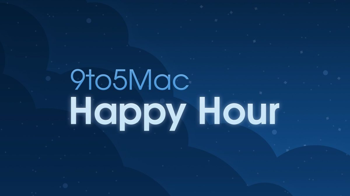 9to5Mac Happy Hour 302: Apple Silicon Mac event expectations