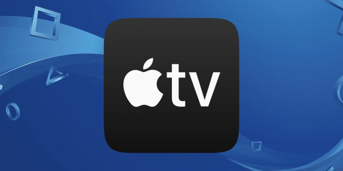 Apple TV app is now available for download on PlayStation 4 and PlayStation 5
