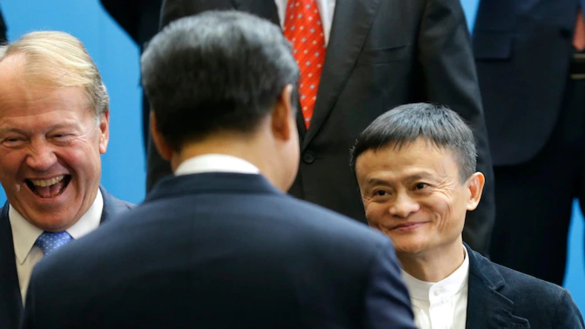 China's Xi Jinping personally halted Ant's record-breaking $37 billion IPO after boss Jack Ma snubbed gov..