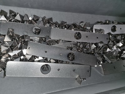 Ades laser ébavurage de pièces 3 400-400