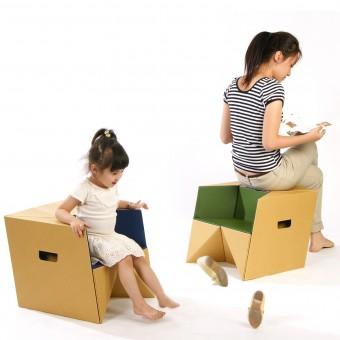 Misosoupdesign s-cube stool