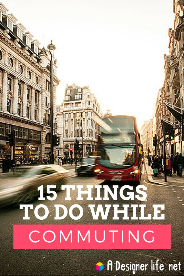 Bored on your commute? Here are 15 things to do while commuting on public transport that will make your journey go quick!