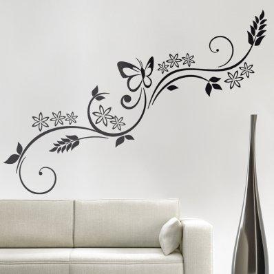 Stickers murali per decorare tutti gli ambienti di casa for Stencil adesivi