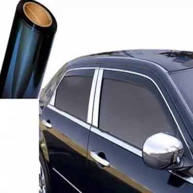 film solaire teinte 20 noir pour vitres de voitures 76x300cm vente en