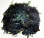 Sir Gawain acrylic painting twisted tree
