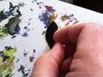 Using card to scrape