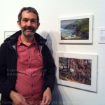 Ade at Staffordshire Open Arts