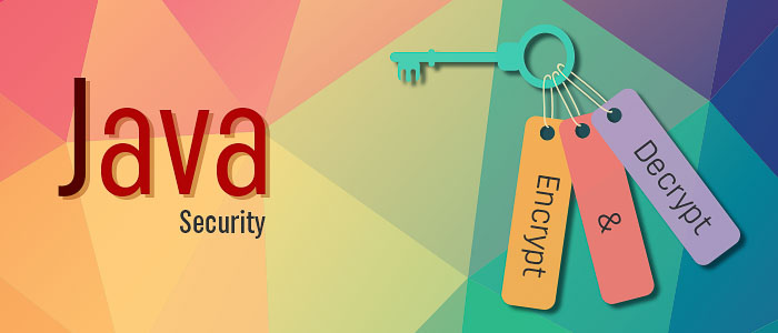 How to easily encrypt and decrypt text in Java