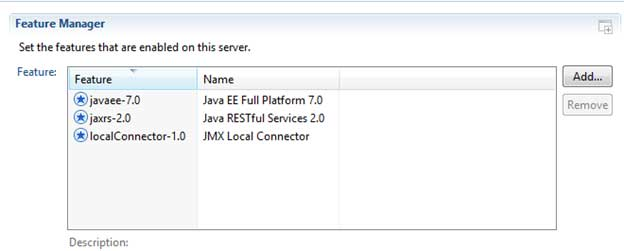 How to configure REST Service (JAX-RS) in IBM Liberty Profile adeveloperdiary.com