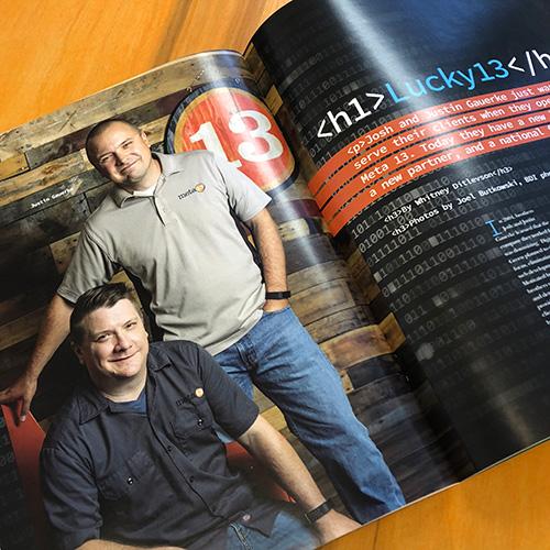 Meta 13 Business Central Magazine
