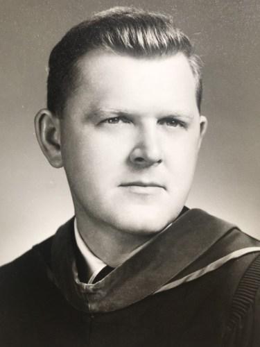 Reverend Dr. John K. Sharp