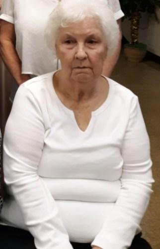 Retta Mae Jordan