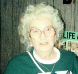 Elsie Irene Mitchell Miller