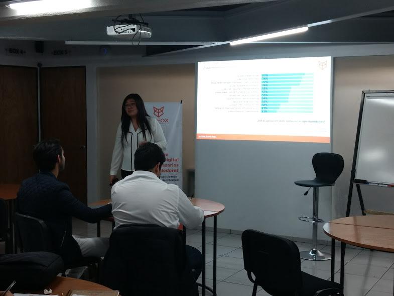 Curso de Marketing Digital para Empresarios y Emprendedores en Puebla 10