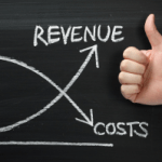 High Revenue, low costs