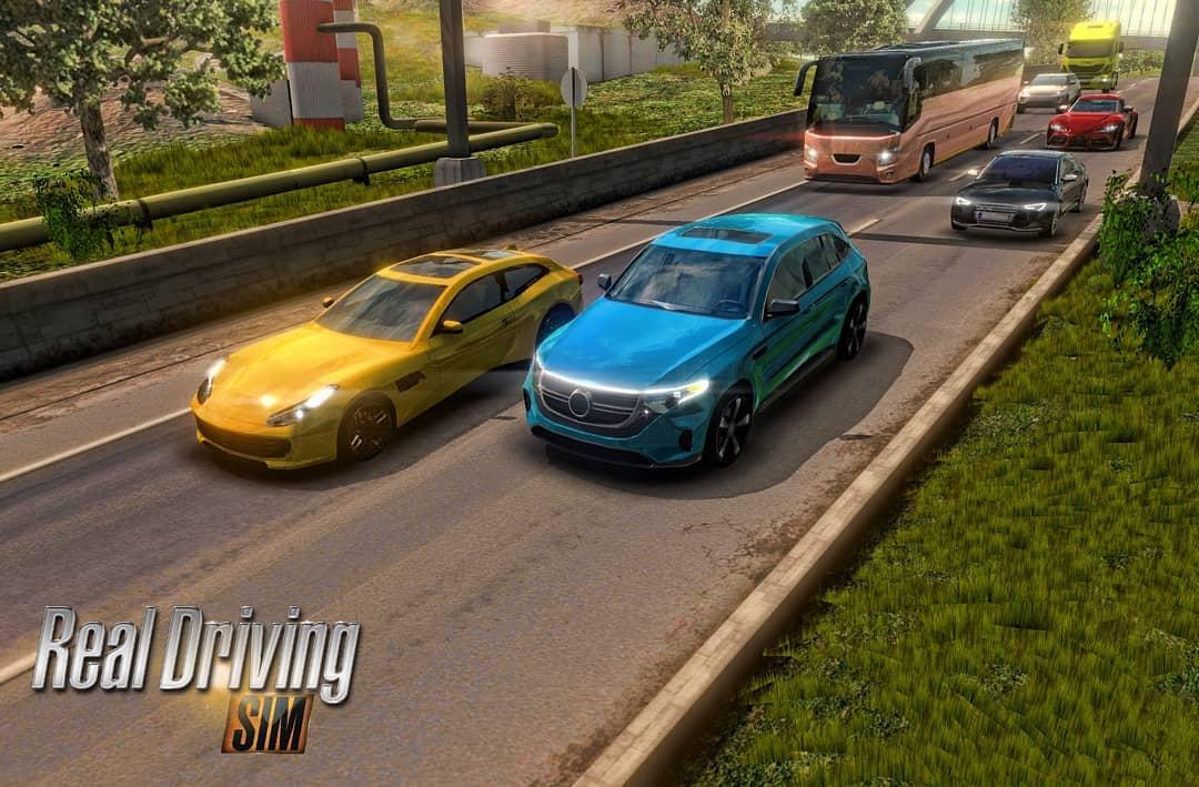 Resultado de imagem para Real Driving Sim