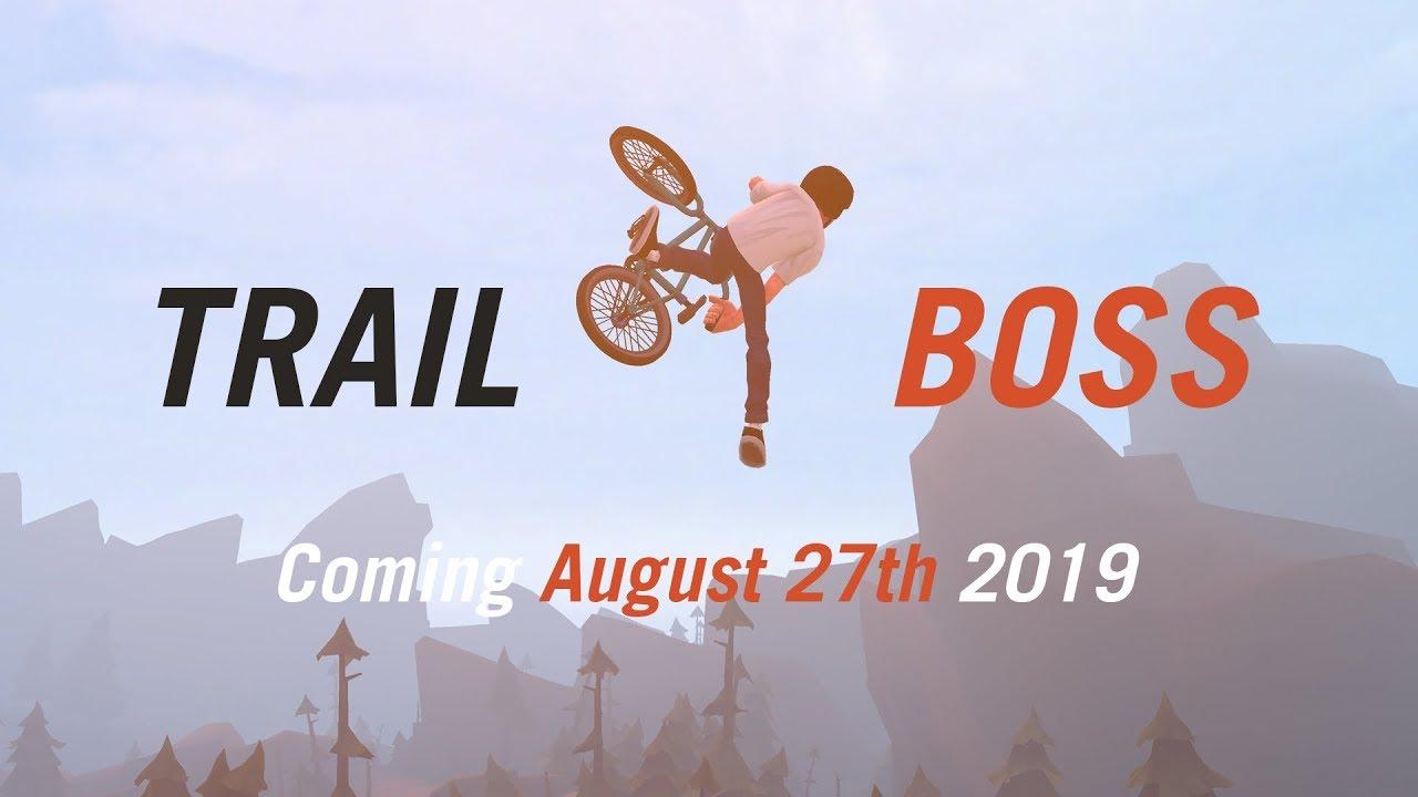 Trail Boss BMX – O Melhor Jogo de BMX chega em Agosto, na Google Play!