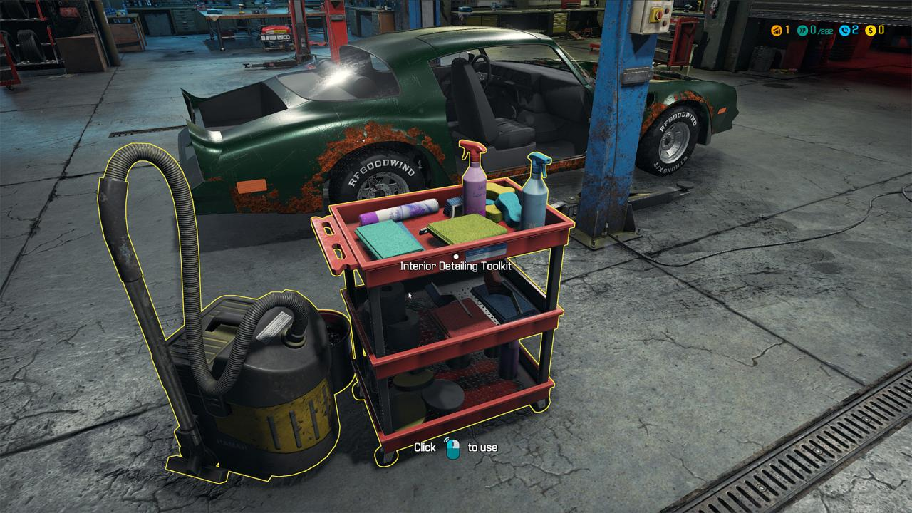 Car Repair: Automatic Task (LITE): Novo Jogo de personalizar, rebaixar e modificar carros para Android (Download)