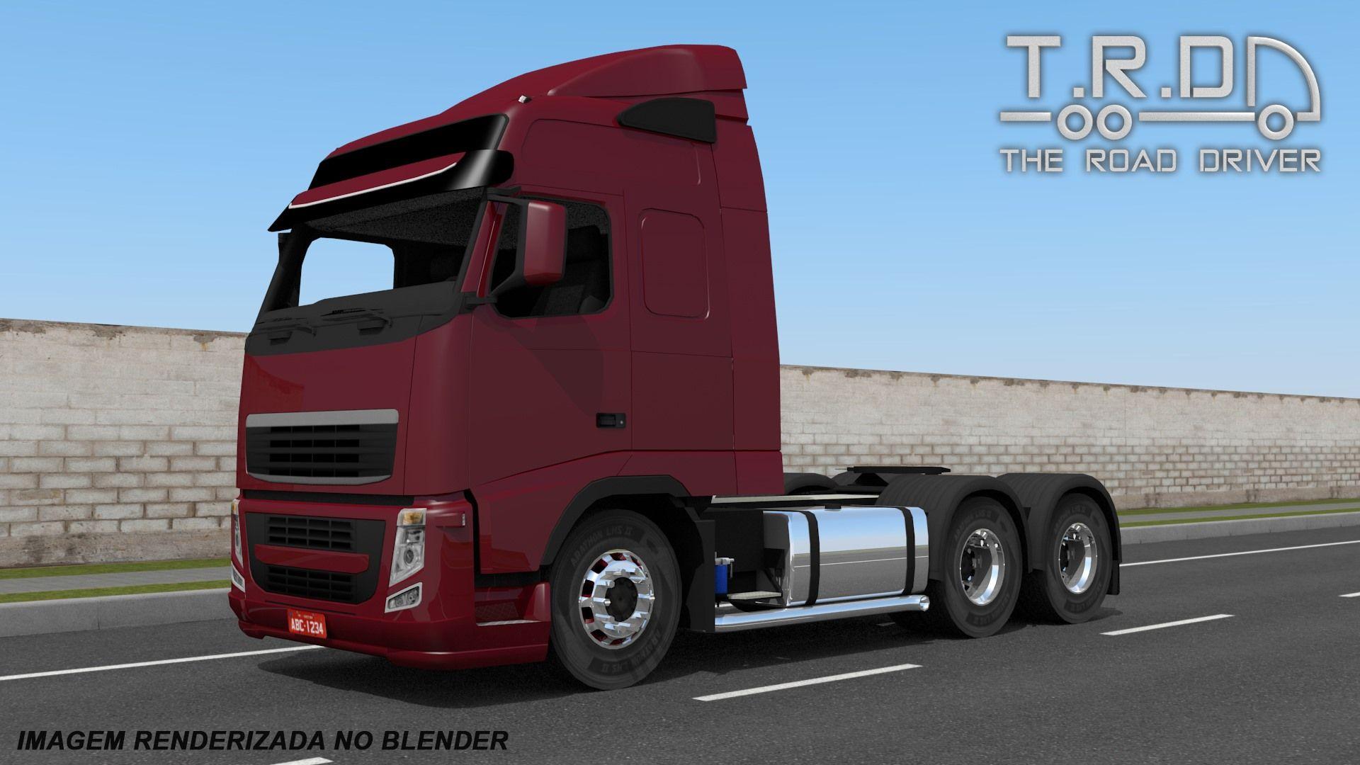 The Road Driver terá oficina, novos caminhões e cargas em breve, confira!