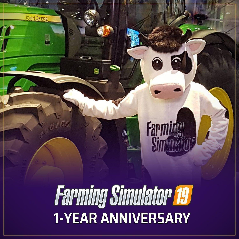Farming Simulator 19 faz 1 ano de lançamento!