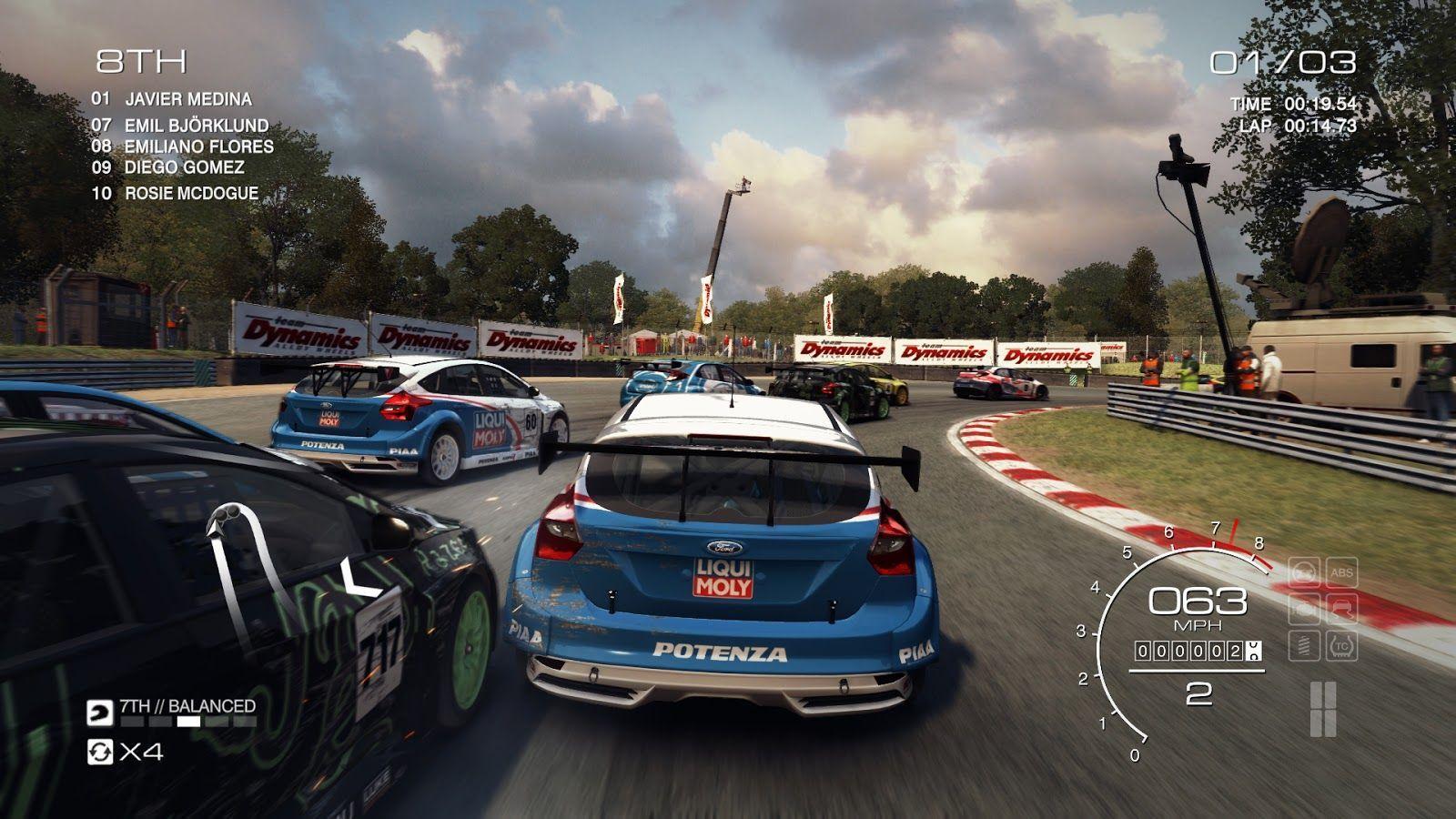 Grid Autosport chega na próxima semana para Android, confira o preço e dia do lançamento!