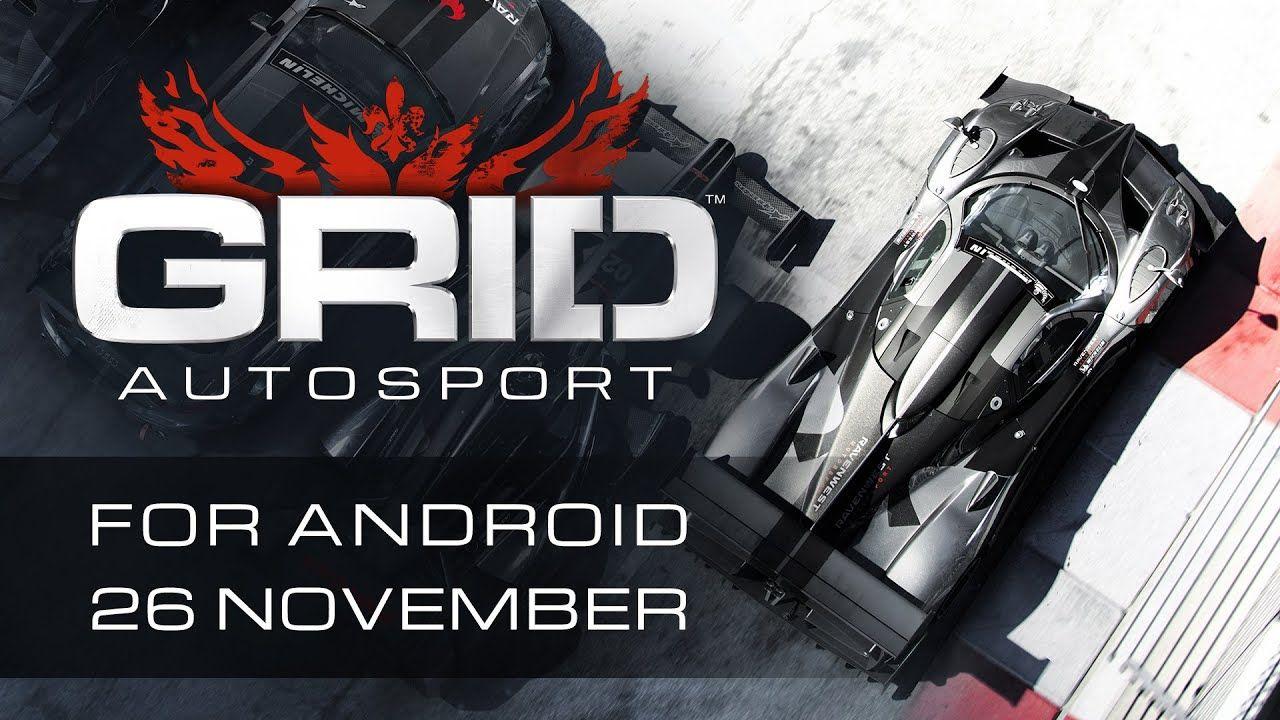 GRID Autosport já está disponível para download na Google Play