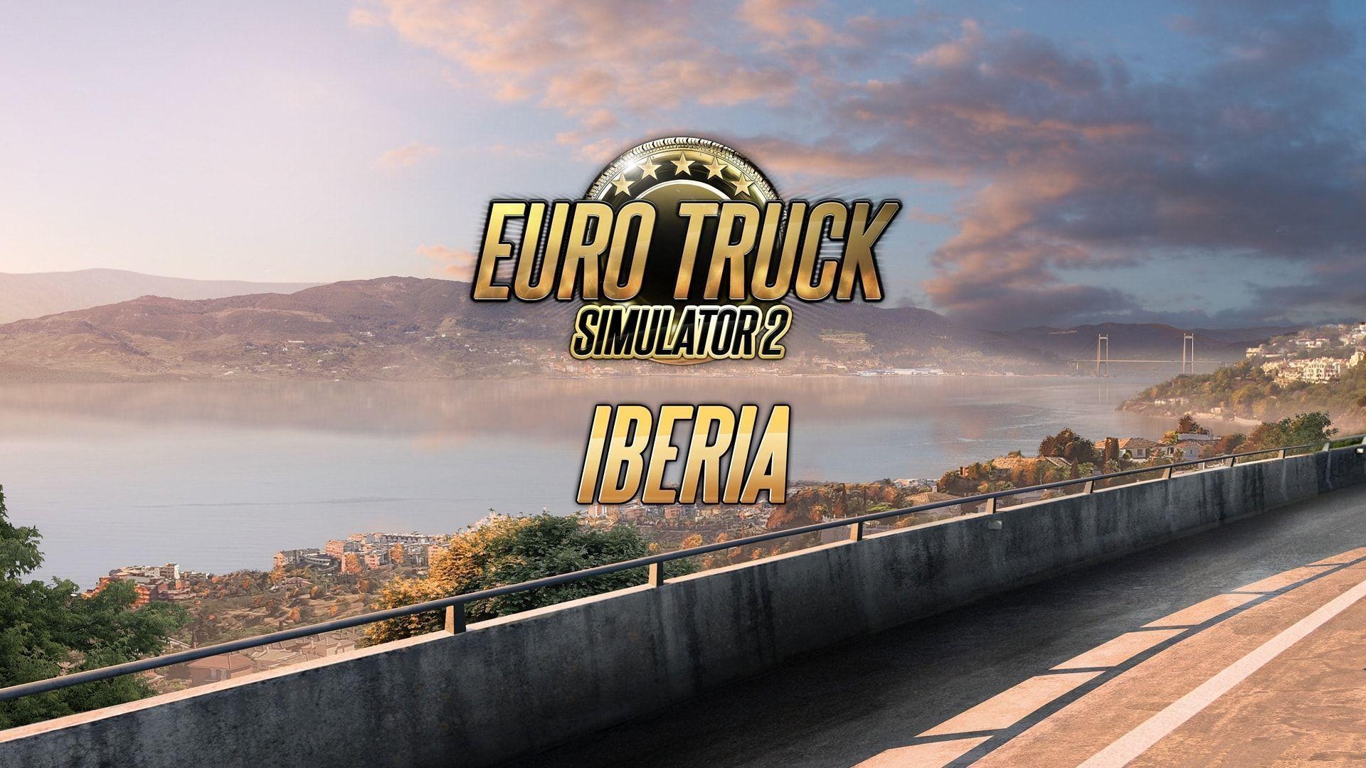Euro Truck Simulator 2 recebe nova expansão nomeada Iberia!