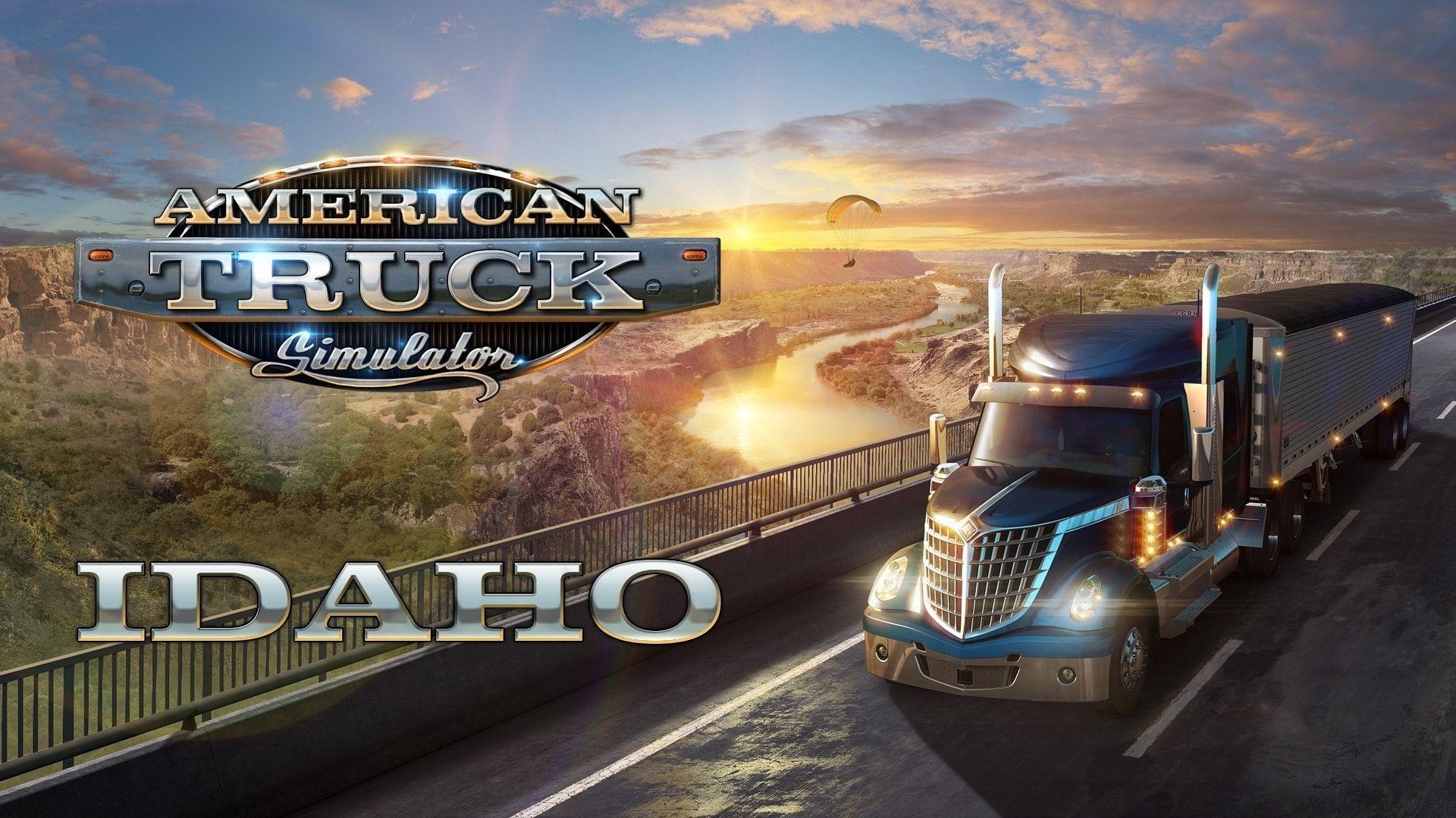 """""""Idaho"""" é a nova DLC para o American Truck Simulator!"""