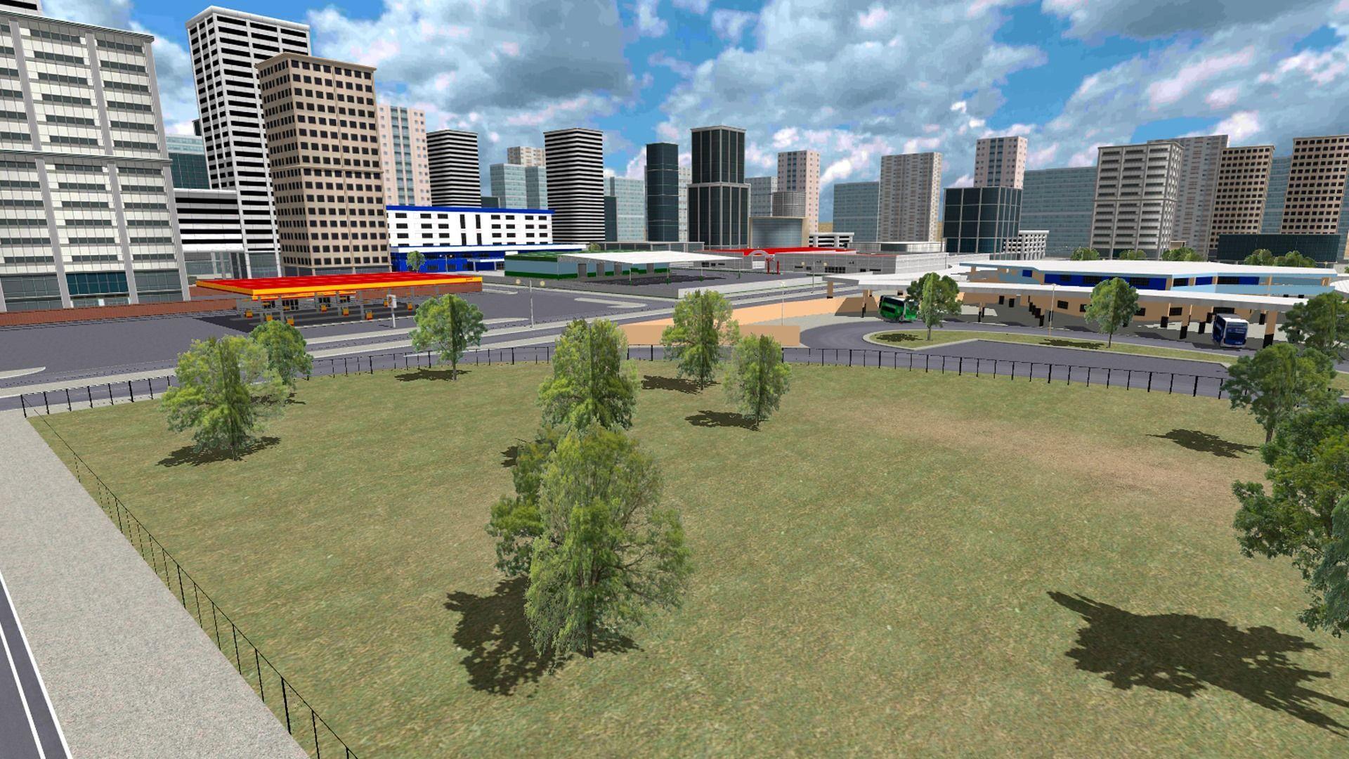 Atualização World Truck Driving Simulator: Expansão do mapa finalmente chegou ao nordeste!