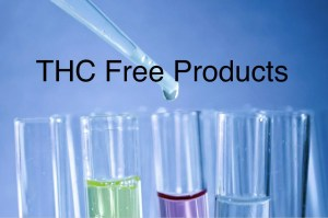 THC FREE:  Trusted CBD Products Without THC