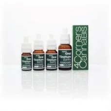 4 Corners CBD Avocado Oil