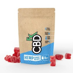 CBDfx CBD Gummies sample